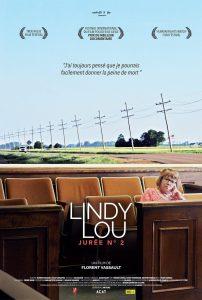"""Affiche du film """"Lindy Lou, Jurée numéro 2"""""""