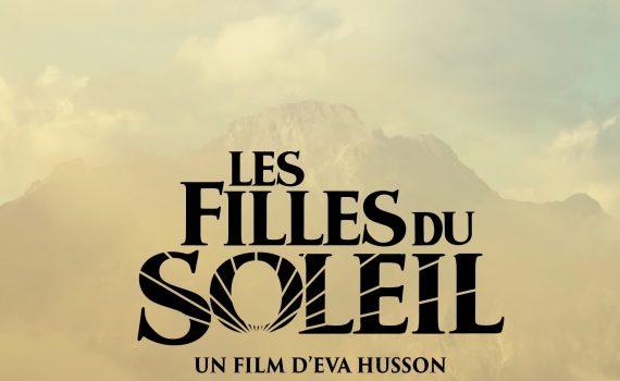 """Affiche du film """"Les filles du soleil"""""""