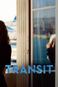 "Affiche du film ""Transit"""