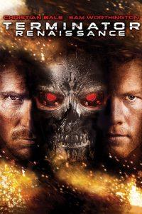 """Affiche du film """"Terminator Renaissance"""""""