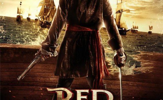 """Affiche du film """"Red Gallion : La Légende du Corsaire Rouge"""""""