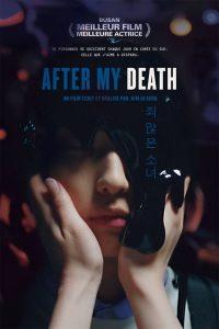 "Affiche du film ""After my death"""