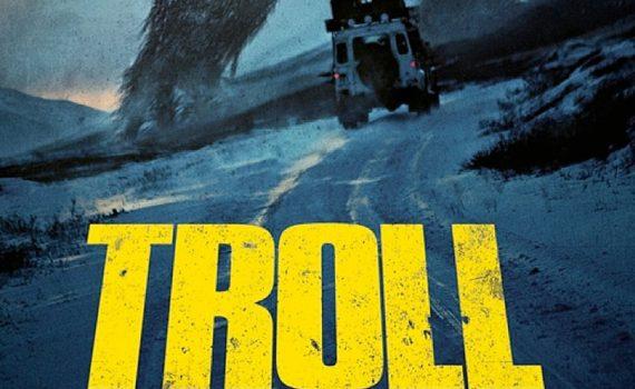 "Affiche du film ""Troll Hunter"""