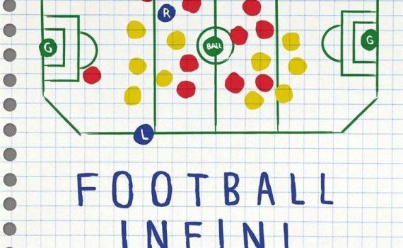 "Affiche du film ""Football infini"""