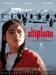 "Affiche du film ""Altiplano"""