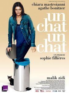 """Affiche du film """"Un chat un chat"""""""