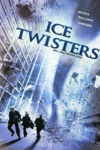 "Affiche du film ""Ice Twisters"""