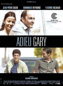 "Affiche du film ""Adieu Gary"""