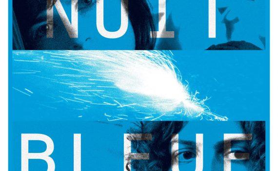 """Affiche du film """"Nuit Bleue"""""""