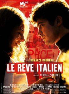 """Affiche du film """"Le rêve Italien"""""""