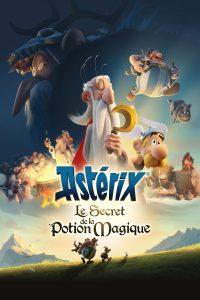 """Affiche du film """"Astérix - Le Secret de la Potion Magique"""""""