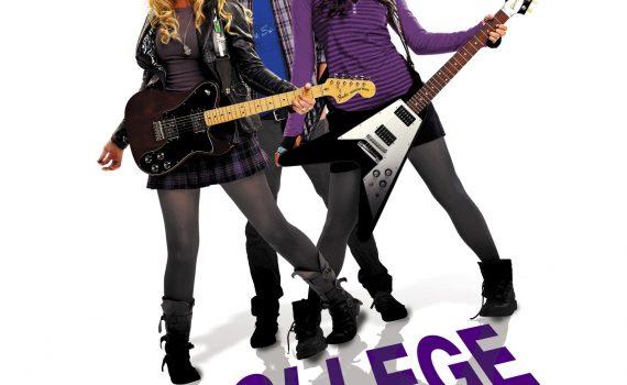 "Affiche du film ""Collège Rock Stars"""