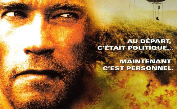 "Affiche du film ""Dommage collatéral"""