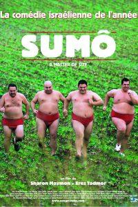 "Affiche du film ""Sumô"""