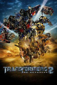 """Affiche du film """"Transformers 2 : La Revanche"""""""