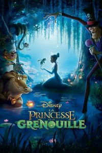 """Affiche du film """"La Princesse et la Grenouille"""""""