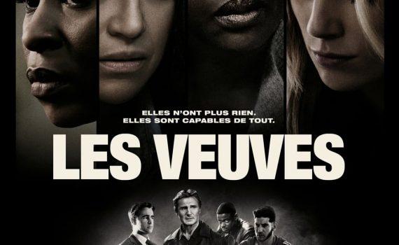 """Affiche du film """"Les Veuves"""""""