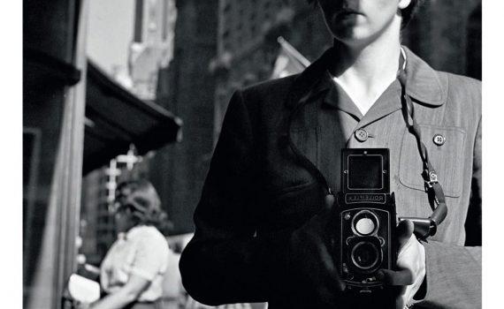 """Affiche du film """"A la recherche de Vivian Maier"""""""