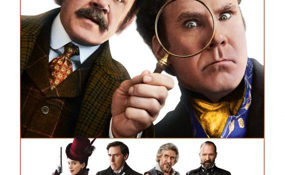 """Affiche du film """"Holmes & Watson"""""""