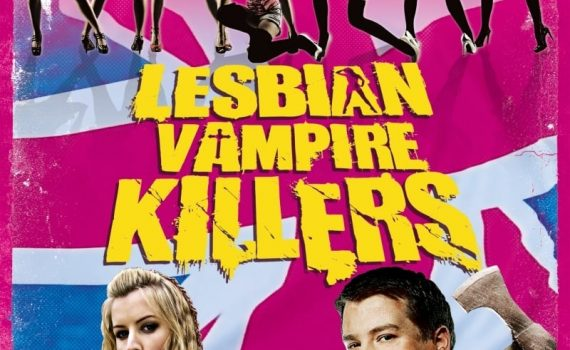 """Affiche du film """"Lesbian Vampire Killers"""""""