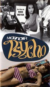 """Affiche du film """"Motorpsycho!"""""""