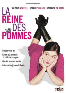"""Affiche du film """"La reine des pommes"""""""