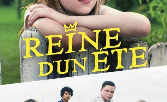 """Affiche du film """"Reine d'un été"""""""