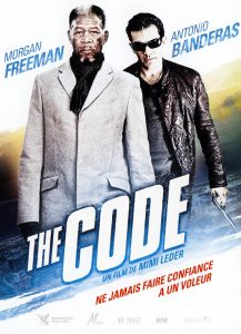 "Affiche du film ""The Code"""