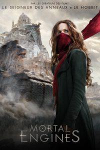 "Affiche du film ""Mortal Engines"""