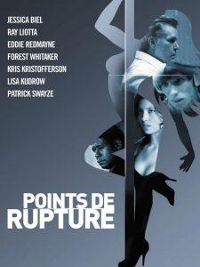 """Affiche du film """"Points de rupture"""""""