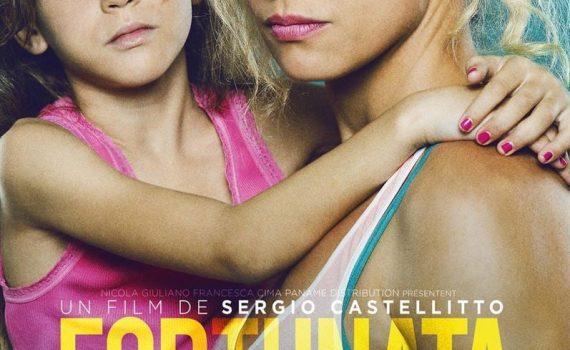 """Affiche du film """"Fortunata"""""""