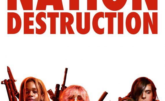 "Affiche du film ""Assassination Nation"""
