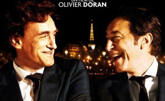 """Affiche du film """"Le coach"""""""