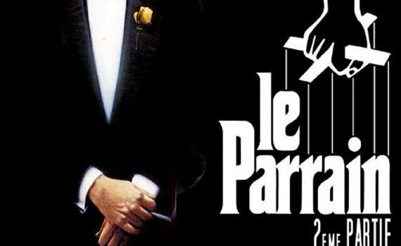 """Affiche du film """"Le Parrain, 2ème partie"""""""