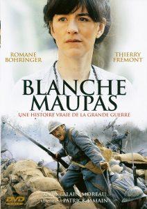 """Affiche du film """"Blanche Maupas"""""""