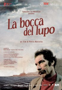 """Affiche du film """"The Mouth of the Wolf"""""""