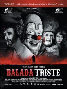 "Affiche du film ""Balada Triste"""