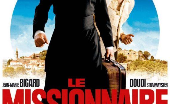 """Affiche du film """"Le Missionnaire"""""""