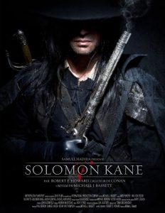 """Affiche du film """"Solomon Kane"""""""