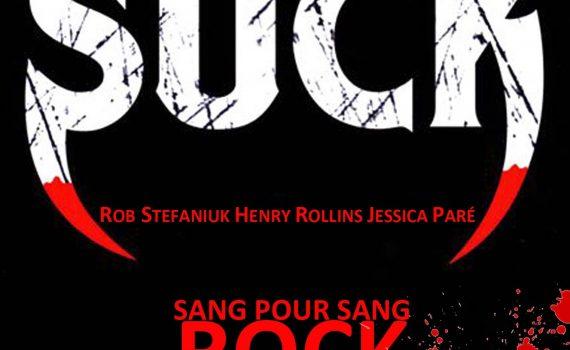 """Affiche du film """"Suck"""""""