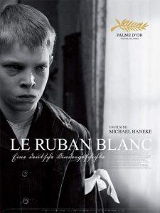 """Affiche du film """"Le Ruban blanc"""""""