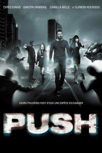 """Affiche du film """"Push"""""""