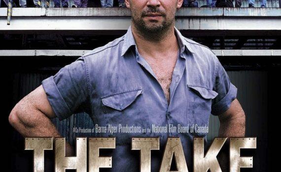 "Affiche du film ""The Take"""