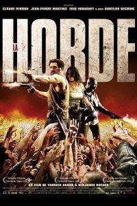 "Affiche du film ""La Horde"""