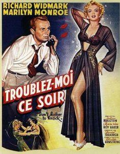 """Affiche du film """"Troublez-moi ce soir"""""""