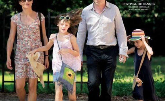 """Affiche du film """"Le père de mes enfants"""""""