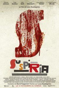 "Affiche du film ""Suspiria"""