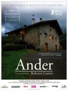 """Affiche du film """"Ander"""""""