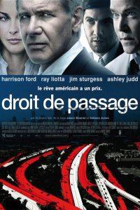 """Affiche du film """"Droit de passage"""""""