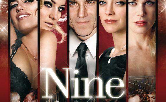 """Affiche du film """"Nine"""""""